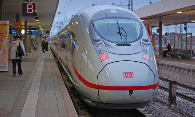 Anreise nach Mannheim
